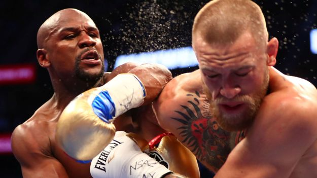 Boxing: Mayweather vs McGregor