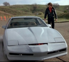 Knight Rider, in the Rear View… | — Purveyor of Imagination —